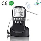 New hot wireless remote cooking thermometers, remote meat thermometer, remote cooking meat thermometer
