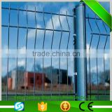 Hot sale and good China factory about 4x4 welded wire mesh fence panels in 6 gauge for boundary wall