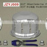 "22.5"" STAINLESS STEEL WHEEL CENTER CAP"