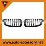 Glossy black car chrome front grille for BMW 4 Series F32 F33 F36 & F82 F83 M4