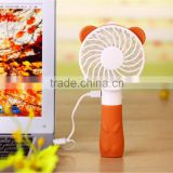 Mini portable handheld fan, usb mini cooling fan, battery/usb operated mini fan, China supplier