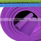 thick environment eco friendly pvc yoga mat anti slip non slip