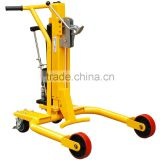 Hydraulic Foot Pump Type Handling Drum Truck 350KG Capacity
