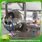 Hot sell stainless steel coating chewing gum candy making machine