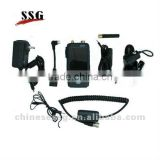 latest security equipment 3G&GPS alarm video camera two-way radio wireless audio surveillance equipment