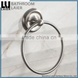 4332 american style hot selling online shopping hotel equipment nickel brushed towel ring