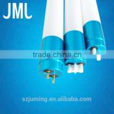 18W T8 LED tube light with glass lamp body