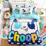 New Panda Printed 100% Cotton Children / Teens Bedding Set