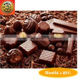 HFC chocolate with assorted flavour, filled chocolate