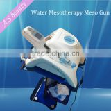 hot selling skin rejuvenation face lift water mesotherapy gun Anti-wrinkle Machine