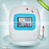 bipolar rf skin tightening machine /wrinkle removal and face lifting machine/home use factional rf equipment