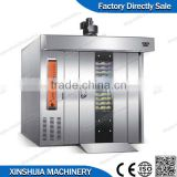 Professional gas heating commercial french baguette bakery oven