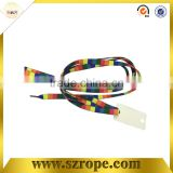 Custom Print shoelace Tie dyeing shoelaces