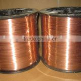 0.8mm copper coated coil nail welding wire