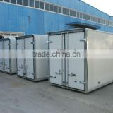 Truck CKD Body, cold room box van truck body,refrigerator truck, Dry cargo box panels,box van,steel box
