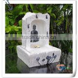 Popular buddha indoor tabletop hindu god water fountain
