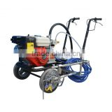 2015 Hot selling Self-propelled plastic raised line machine,Road Paint Marker,plastic vibrating road marking machine