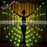 Yifusha remote controlled soid color LED wings