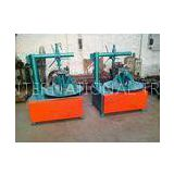 4KW motor power waste tyre cutting machine ring cutter for tire recycling line