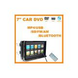 Two Din Car DVD Player -- China Newfashioned 7 InchTwo Din Car