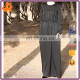new design black women abaya dress,islamic clothing dubai abaya in china