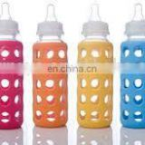 sport water bottle silicone sleeve