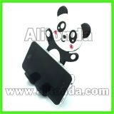 Custom and supply soft cartoon animal soccer ball phone holder for mobile phone ipad