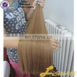 Factory wholesale remy human hair pre-bonding hair extension flat tip