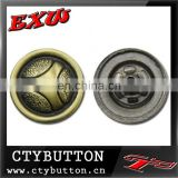 CTY-SO91 snap buttons used clothing