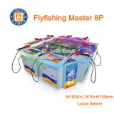 Zhongshan Amusement equipment coin operated redemption FlyFishing Master 8P, Fish Hunting Game Shooting, redemption