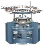 Double Face Terry Circular Knitting Machine