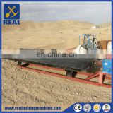 High efficiency gold separating machine mining shake table