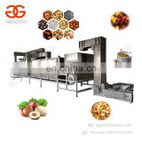 Factory Price Cocoa Bean Almond Coffee Beans Roaster Flax Sunflower Seeds Roasting Machine