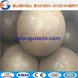 SAG mill grinding media balls, forged steel milling media balls, grinding media milling steel balls
