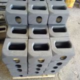 Direct Factory Steel Parts Shipping Container Corner Casting