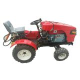 Belt Tractor Machine For Hilly Areas & Plain With Brand-name Accessories