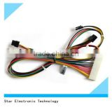 Top quality OEM/ODM custom 4.2mm pitch computer electrical molex wire cable harness with jst white connector