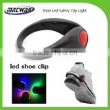 Custom 2Pc Shoe Clip Light Running Cycling Walking Bike Safety                                                                         Quality Choice