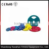 Body Strong Fitness Equipment /Sport Gym Machine/Color Rubber Olympic Weight Plate/tz-3008