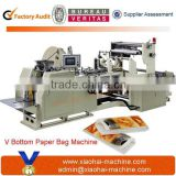 Beer Vodka Wine Paper Bag Making Machine