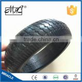 Hot ! hot ! hot semi-pneumatic 6.5 inch small rubber scooter tire children electric toy car tyre 153*5                                                                         Quality Choice