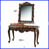 New Hotel Decorative Hall Mirrored Console Table S-1650