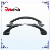 black zinc alloy unique kitchen cabinet accessories