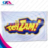48h delivery 3X5 Customized logo Printing Flags , promotional advertise flag                                                                         Quality Choice