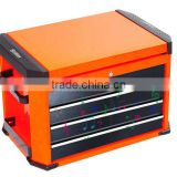 Auto tool chest metal tool cabinet tool trolley with micro bluetooth speaker
