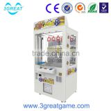 Key master toy gift crane game machine for sale
