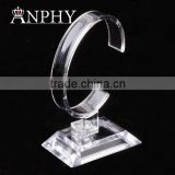 AN583 ANPHY Single Showy Beauty Transparent Acrylic Plastic Watch Display Rack                                                                         Quality Choice