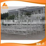 Professional seating bleacher mobile grandstand