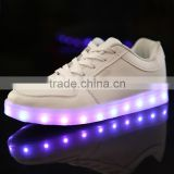 Globle selling unisex led light up shoes sneakers for outdoor running/concert                                                                         Quality Choice