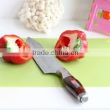 factory hot selling vegetable design bamboo fiber cutting board